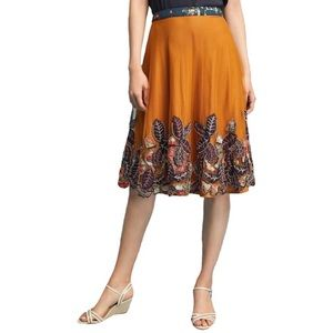 Bhanuni By Jyoti (Anthro) Sita Beaded Tulle Skirt